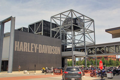 Harley-Davidson Milwaukee